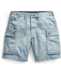 RRL - Cotton Cargo Short - Lyst
