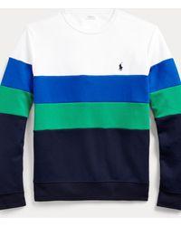 Polo Ralph Lauren - Colour-blocked Sweatshirt - Lyst