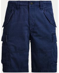 Polo Ralph Lauren Short Cargo classique - Bleu