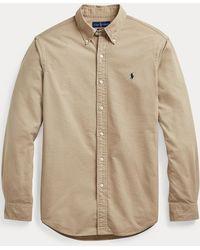 Ralph Lauren - Camisa Oxford Classic Fit - Lyst