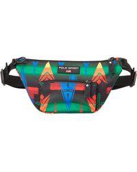 Ralph Lauren Polo Sport Nylon Waist Pack - Multicolor
