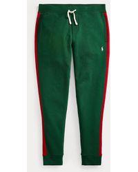 Polo Ralph Lauren Pantalón jogger De Felpa - Verde