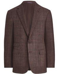 Ralph Lauren Purple Label - Gregory Glen Plaid Sport Coat - Lyst