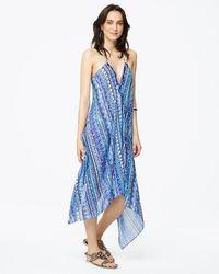 Ramy Brook - Printed Kym Dress - Lyst