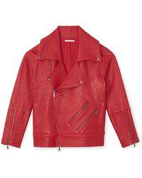 Rebecca Minkoff Brutus Jacket - Red