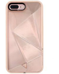 Rebecca Minkoff - Glow Selfie Case For Iphone 7 Plus - Lyst