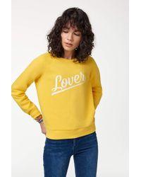 Rebecca Minkoff - Lover Sweatshirt - Lyst