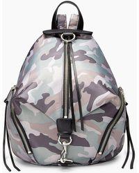 Rebecca Minkoff Julian Nylon Backpack - Multicolour