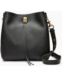 Rebecca Minkoff Darren Shoulder Bag - Black