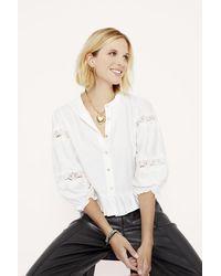 Rebecca Minkoff Elle Top - White