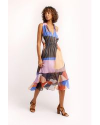 Rebecca Minkoff Jasmine Dress - Multicolour