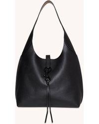 Rebecca Minkoff Megan Large Hobo Shoulder Bag - Black