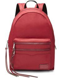Rebecca Minkoff - Large 2 Zip Backpack - Lyst