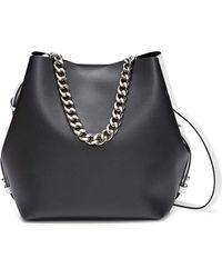 Rebecca Minkoff Kate Medium Convertible Bucket Bag - Black