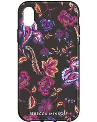 Rebecca Minkoff - Hypnotic Floral Case For Iphone Xr - Lyst