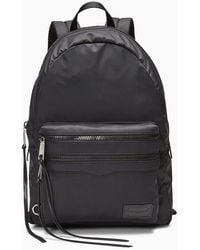 Rebecca Minkoff - Large 2 Zip Backpack - Lyst