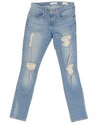 Guess Jeans aus Baumwolle - Blau