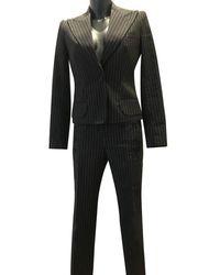 Dolce & Gabbana Anzug aus Baumwolle - Braun