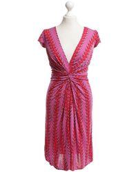 Issa - Mehrfarbiges Kleid - Lyst