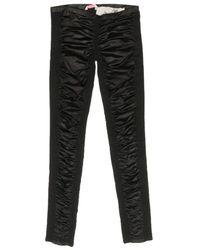 Sass & Bide Hose aus Jersey - Schwarz