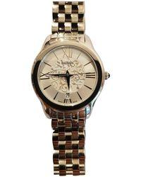 Balmain Armbanduhr aus Stahl - Mettallic