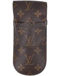 Louis Vuitton Accessoire - Braun