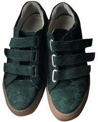 Olympia Le-Tan Sneakers - Grün