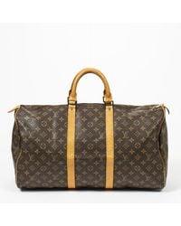 Louis Vuitton - Keepall aus Canvas - Lyst