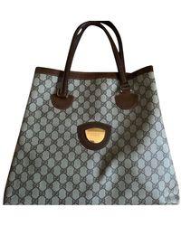 Gucci - Tote Bag aus Canvas - Lyst