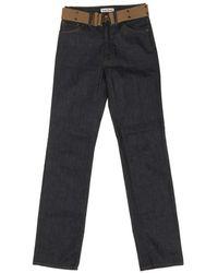 Acne Studios Jeans aus Baumwolle - Blau