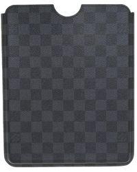 Louis Vuitton Täschchen/Portemonnaie aus Canvas - Mehrfarbig