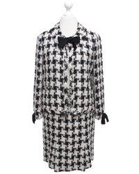 Chanel Anzug - Mehrfarbig