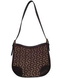 Celine - Handtasche aus Canvas - Lyst