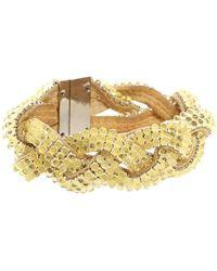 Swarovski Armreif/Armband - Gelb