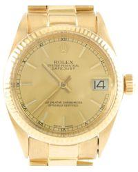 Rolex Armbanduhr - Mettallic