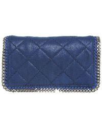 """Stella McCartney """"Falabella Bag Small"""" - Blau"""