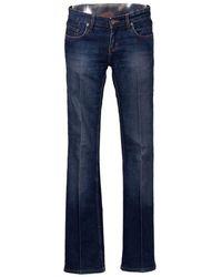 7 For All Mankind Jeans aus Baumwolle - Blau