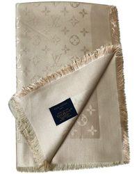 Louis Vuitton Monogram Tuch - Braun
