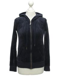 Juicy Couture - Jacke/Mantel aus Jersey - Lyst