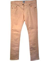 Sass & Bide Jeans aus Baumwolle - Natur