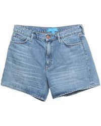 M.i.h Jeans Jeans - Shorts - Blau