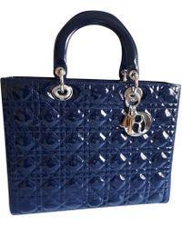 """Dior """"Lady Dior"""" - Blau"""