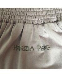 Patrizia Pepe - Bandeau-Kleid - Lyst