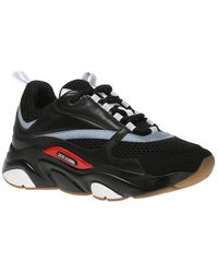 Dior Homme Low Top Sneakers - Black