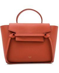 Céline - Céline Micro Belt Bag - Lyst