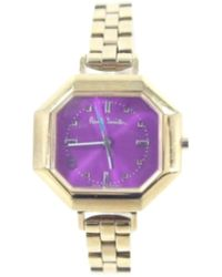 Paul Smith - 5930-t010741 Watches Stainless Steel - Lyst