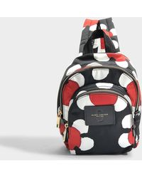 Marc Jacobs - Mini Double Pack Backpack Red Polyester - Lyst