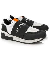 Givenchy - Runner Elastic Band Sneakers - Lyst