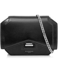 Givenchy - Pre-owned Bow Cut Chain Wallet - Lyst
