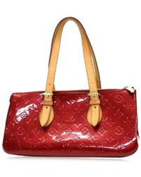 "Louis Vuitton - Vernis ""rosewood Avenue"" Shoulder Bag Pomme D'amour - Lyst"
